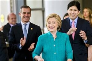 نتایج آخرین نظرسنجی: بخت پیروزی هیلاری کلینتون 90 درصد است