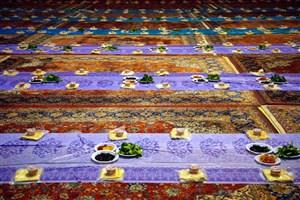 گردشگری شبانه در پایتخت/توزیع 4000 افطاری در ماه رمضان