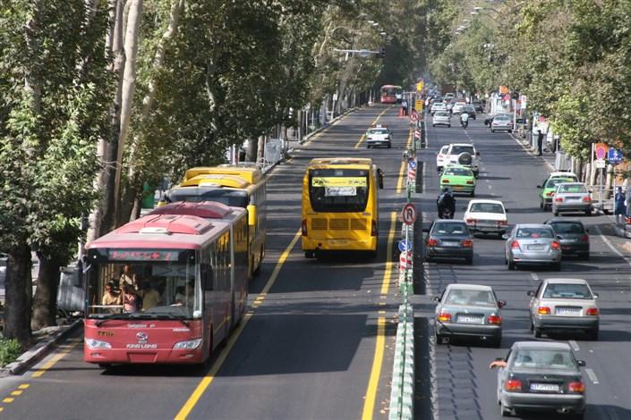 اتوبوسرانی تهران
