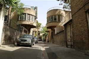 دربخش هایی از تهران  می توان نمای رومی را دید/معماری رومی یا معماری بومی؟