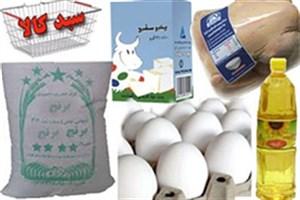 توزیع سبد کالا ویژه بانوان سرپرست خانوار و نیازمندان در محله های مرکزی  تهران