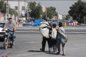 ۸۲ درصد کودکان کار اتباع بیگانه هستند