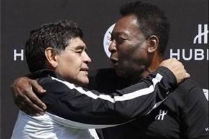 وزیر ورزش بلاروس: مارادونا نمیتواند تغییر عمیقی در فوتبال ما ایجاد کند