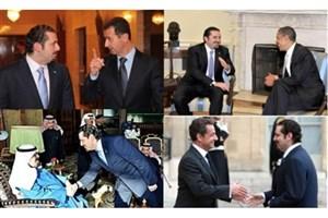 الحریری : علت جنگ علیه سوریه جدائی دمشق ازتهران است