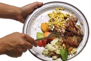 سالانه 35 میلیون تن غذا در ایران دور ریخته می شود