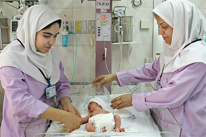 پرستاران دوست ندارند برچسب مخل آسایش نظام و دولت بخورند