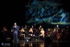 چهارمین شب از کنسرت دخت پری وار علیرضا قربانی برگزار شد / قربانی:این روزها شرایط برگزاری کنسرت دشوار است