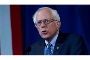 سندرز: راه حل نهایی برای بحران سوریه باید سیاسی باشد