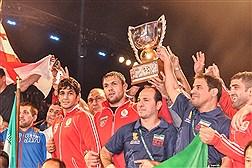 رقابت های جام جهانی کشتی آزاد