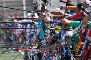 کمانداران مرد ایرانی ناموفق در کسب سهمیه المپیک