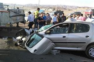 کاهش 2.5 درصدی تلفات حوادث رانندگی در دو ماهه امسال