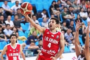 ملی پوشان بسکتبال در مقابل لیتوانی به پیروزی رسیدند