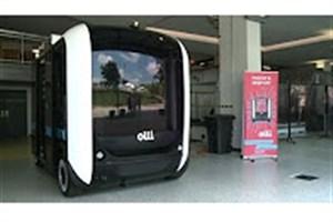 ساخت اتوبوس بدون راننده با استفاده از پرینتر سه بعدی
