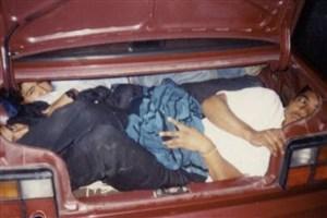 انهدام باند قاچاق انسان در تهران