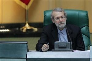 لاریجانی: لایحه برنامه دارای نواقصی است/پیشنهاد رفع ایرادات دهید