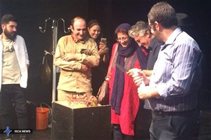 تولد رضا کیانیان در یک نمایش / آرزوی 65سالگی  کیانیان چه بود؟