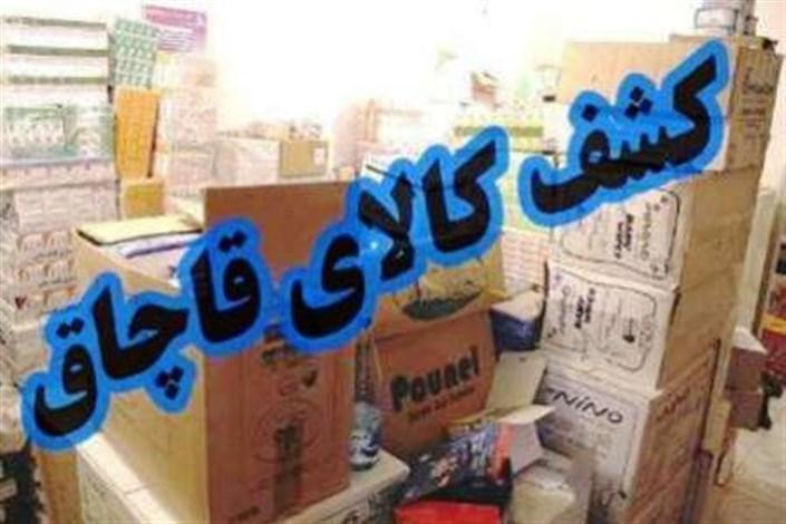 کشف بیش از 269 هزار میلیارد ریال قاچاق کالای ممنوعه در خردادماه جاری