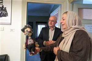 مرادخانی و شفیعی در جریان اقدامات جشنواره تئاتر عروسکی قرار گرفتند