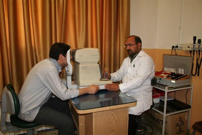 اپتومتریست ها مراقبین اولیه سلامت بینایی هستند