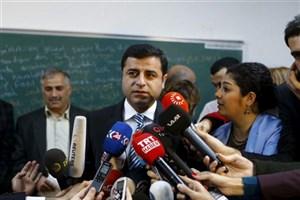 دادستان ترکیه خواستار حبس ابد برای «دمیرتاش» شد