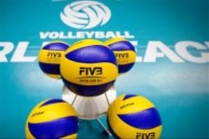 FIVB ساختار مسابقات انتخابی المپیک را تغییر میدهد