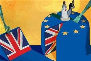 نتایج مقدماتی خبر از خروج بریتانیا از اتحادیه اروپا می دهد