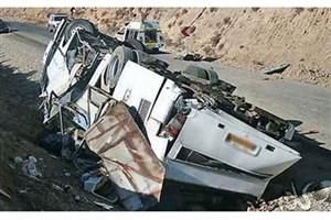 علت سقوط  اتوبوس حامل سربازان چه بود ؟