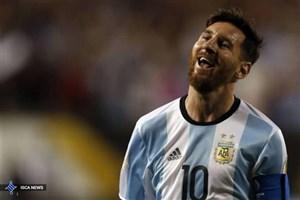 شوک به فوتبال آرژانتین/ مسی خداحافظی می کند!