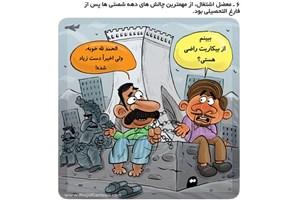 مهاجرت؛ ریشه 3درصد از نرخ بیکاری استان البرز