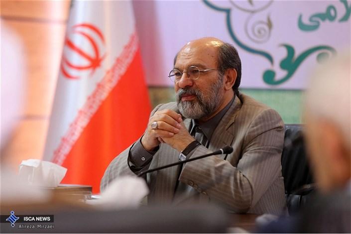 جلسه شورای فرهنگی و اجتماعی دانشگاه آزاد اسلامی