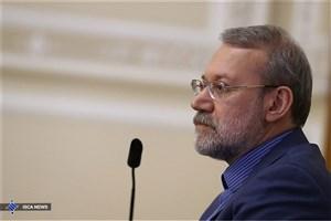 لاریجانی: دیپلماسی پارلمانی مکمل دیپلماسی رسمی است
