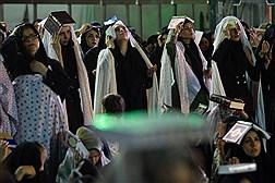مراسم احیای شب بیست و یکم  رمضان - امامزاده صالح(ع)