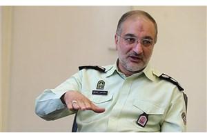 سردار مسعود زاهدیان : اولویت اول  برخورد با شبکه های توزیع محلی مواد مخدر