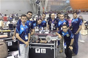 Iran's Robotics Team to Compete in RoboCup 2016 Leipzig