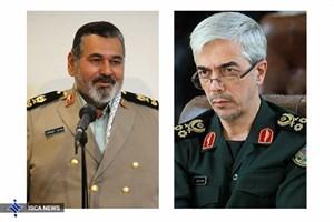 با حکم رهبر انقلاب  صورت گرفت: انتصاب سردار سرلشکر باقری به ریاست ستاد کل نیروهای مسلح