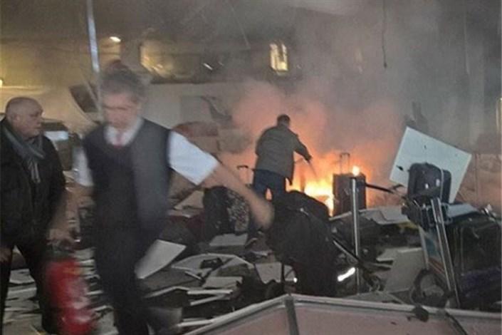 واکنشهای بینالمللی به انفجارهای استانبول۳۶ کشته و ۱۴۷ زخمی در انفجارهای انتحاری فرودگاه استانبول + عکس