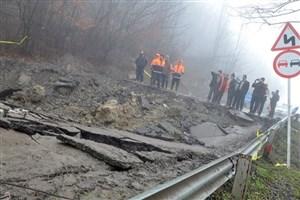 زلزله ۵ریشتری خسارت جانی نداشت/ جاده بجنورد ــ چنارانشهر مسدود شد