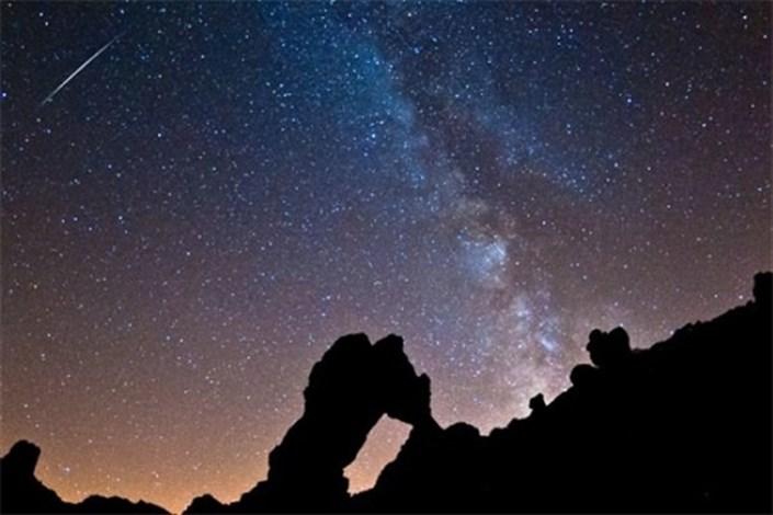 عکس جهان هستی و کهکشان ها