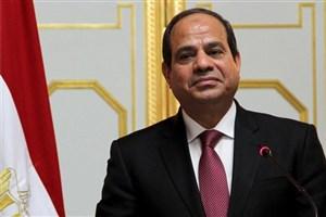 السیسی: تروریستها به دنبال ویران کردن مصر هستند