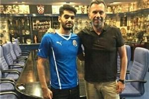 علی کریمی، قراردادش را با تیم دیناموزاگرب فسخ کرد
