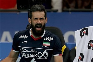 معروف: واقعیت والیبال ایران را نشان دادیم