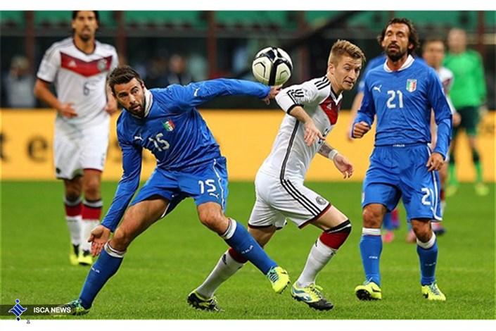آلمان - ایتالیا