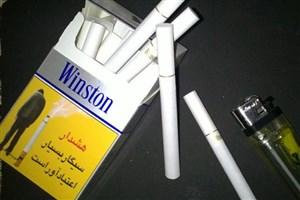 نصب تصاویر هشدار دهنده بهداشتی بر روی محصولات مواد دخانی