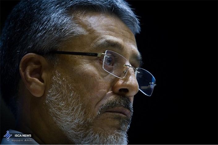 سخنرانی امیر دریادار حبیب الله سیاری در دانشگاه تربیت مدرس