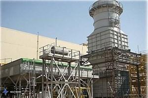 """واحد دوم بخش گاز نیروگاه سیکل ترکیبی """"ماهشهر"""" به بهرهبرداری رسید"""