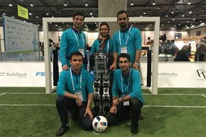 Ilkhchi IAU Robotic Team Ranks 3rd in RoboCup 2016