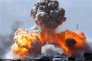 انفجار بزرگ در شهر عدن