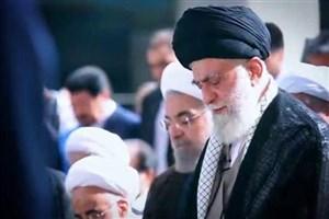 رهبر انقلاب، صبح فردا بر پیکر آیتالله هاشمی رفسنجانی نماز اقامه می کنند