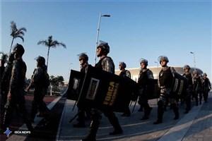 تدابیر امنیتی برزیلیها در آستانه المپیک ۲۰۱۶ افزایش  یافت