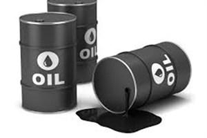 قیمت نفت بیش از یک دلار کاهش یافت